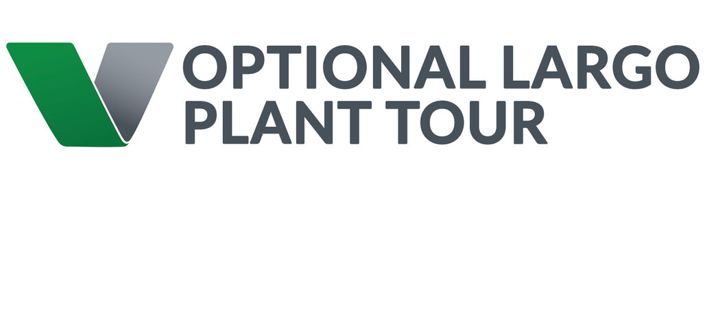 11&12 April Largo Plant Tour - Membership Service Fee