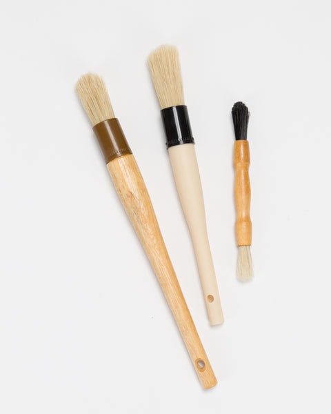 Interior Detail Brush Kit