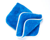 [Double Flip] Rinseless Car Wash Microfiber Towel [3 pack]