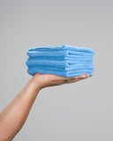 16x24 Blue Multi-Purpose Microfiber Towel