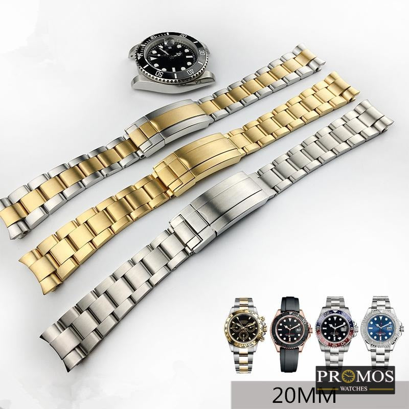 Watch Band -Stainless Steel Bracelet