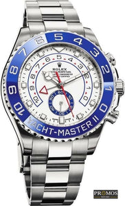 Yacht-Master Silver-Blue Style -Automatic Movement Watches