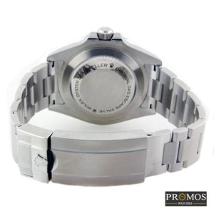 Sea Dweller Silver Style & Black Dial -Automatic Movement Watches