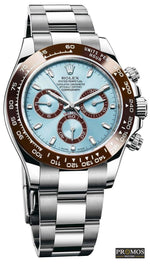 Daytona 24 Silver Style & Blue Dial -Automatic Movement Watches