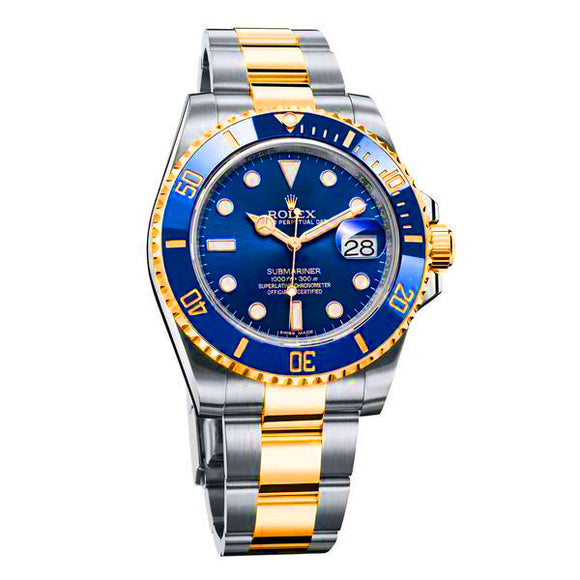 Submariner-I-#116613-Blue
