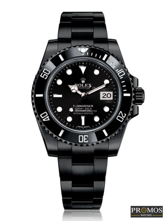 Submariner Black Style -Automatic Movement Watches