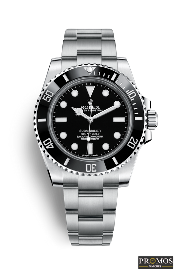 Submariner No_Date-Automatic Movement Watches