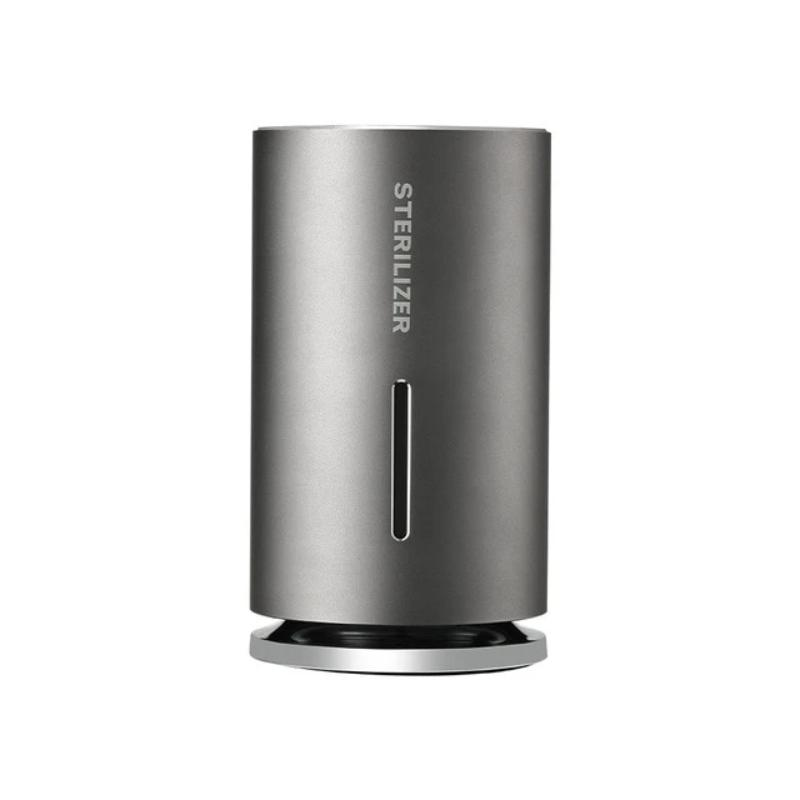 Bem Estar - Umidificador De Ar Estetic Clean Inteligente Ultrassônico Difusor De Aromas Led USB - 150ml