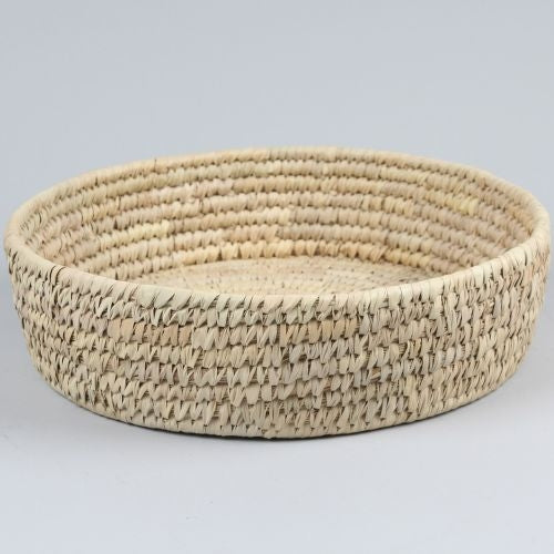 Deep Sided Woven Bowl