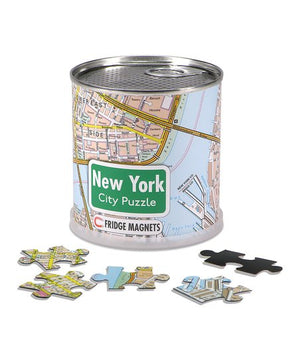 100 Piece Magnetic NYC Puzzle