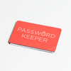 Password Keeper Book -