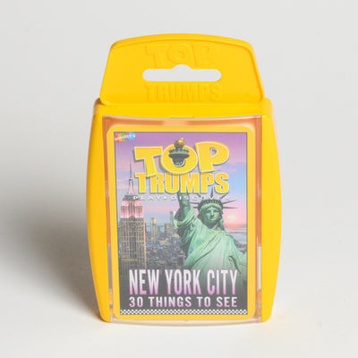 NYC Top Trumps -