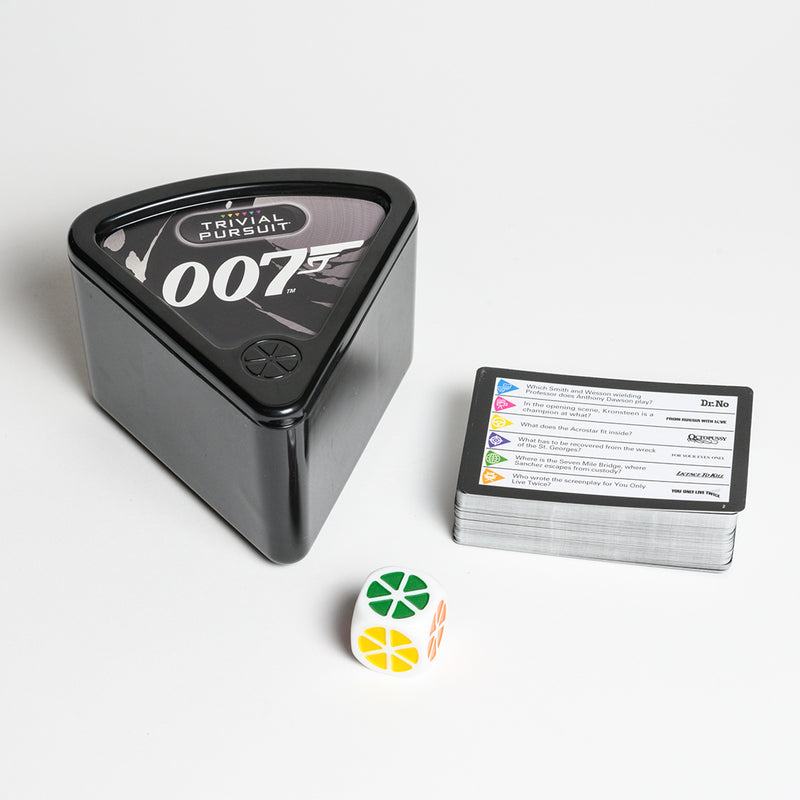 007 Trivial Pursuit - View of 007 Trivial Pursuit