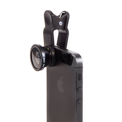 3-In-1 Cell Phone Lens Set -