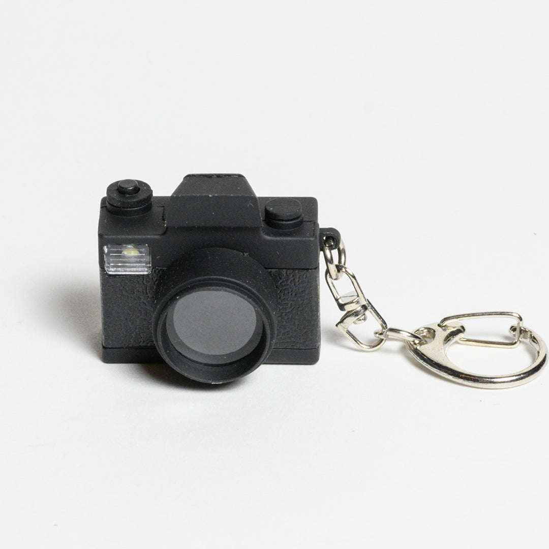 LED Camera Keychain