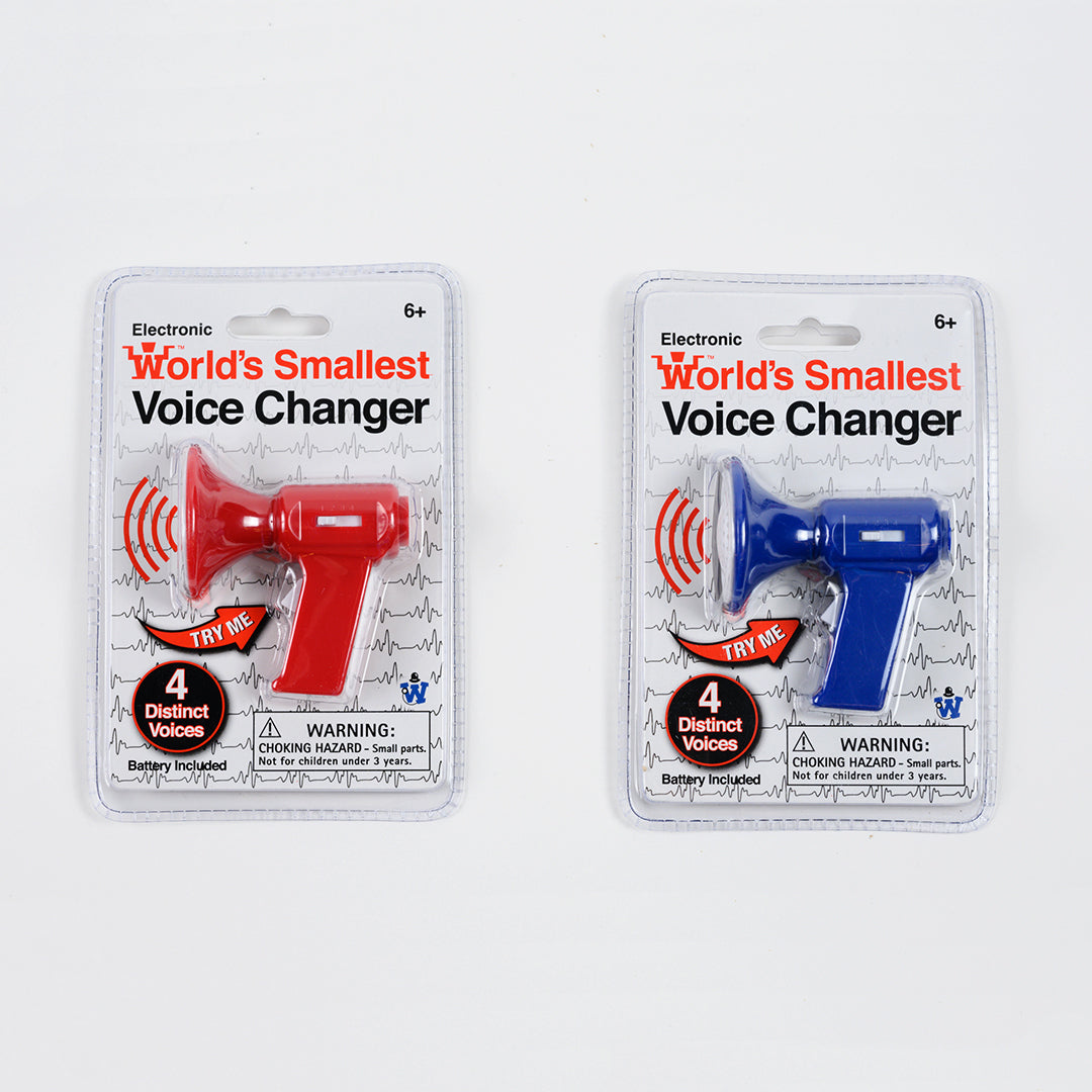 Worlds Smallest Voice Changer -