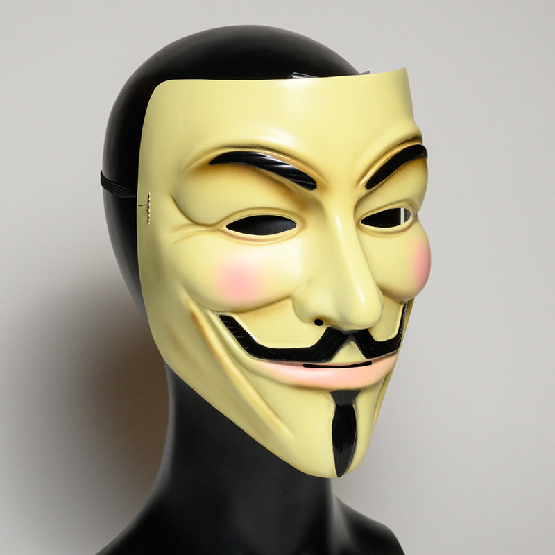 Anonymous Hacker Mask