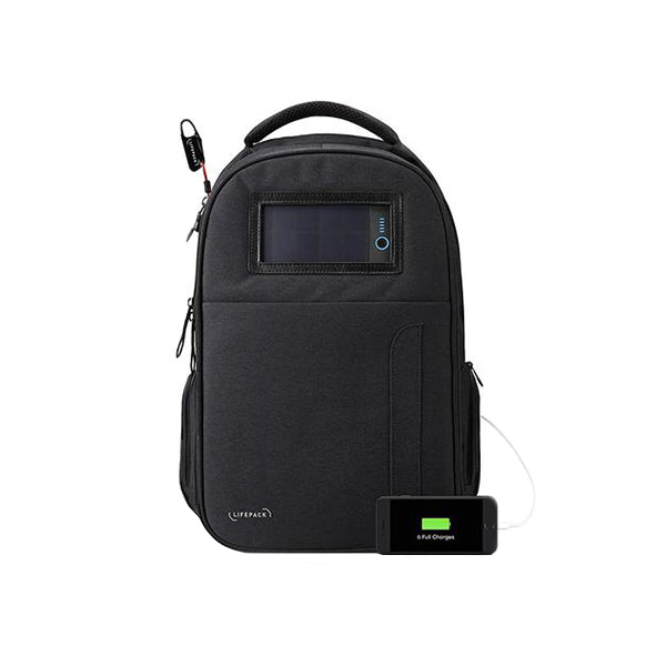 Life Pack Anti-Theft Backpack -