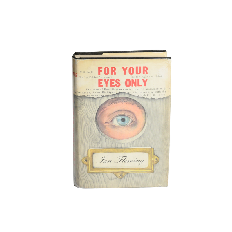 For Your Eyes Only -