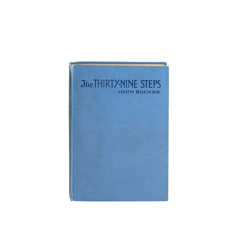 The Thirty-Nine Steps -