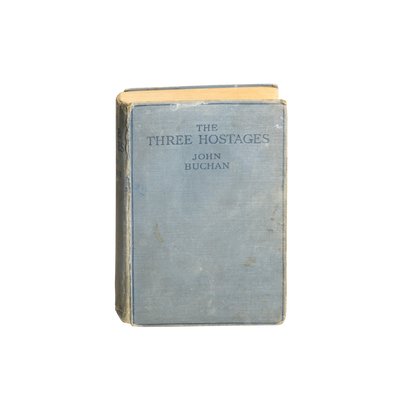 The Three Hostages -