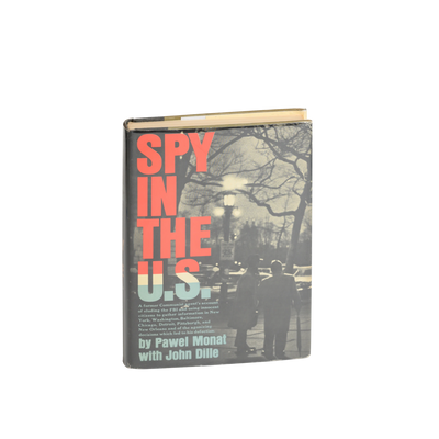 Spy in the US -