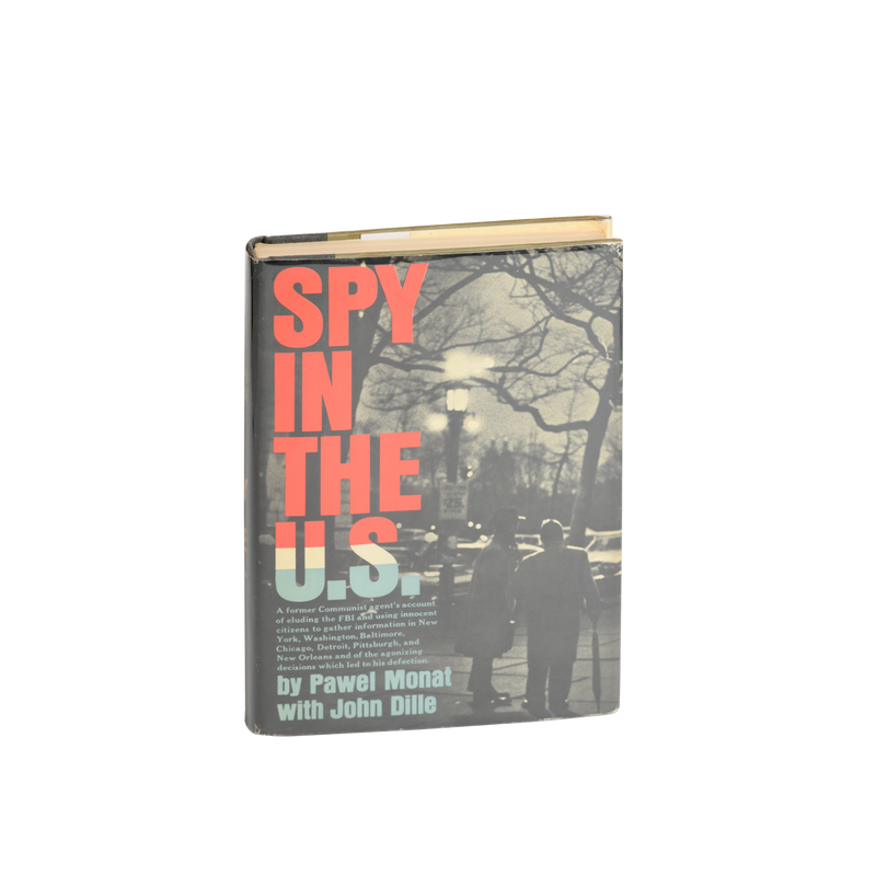 Spy in the U.S.