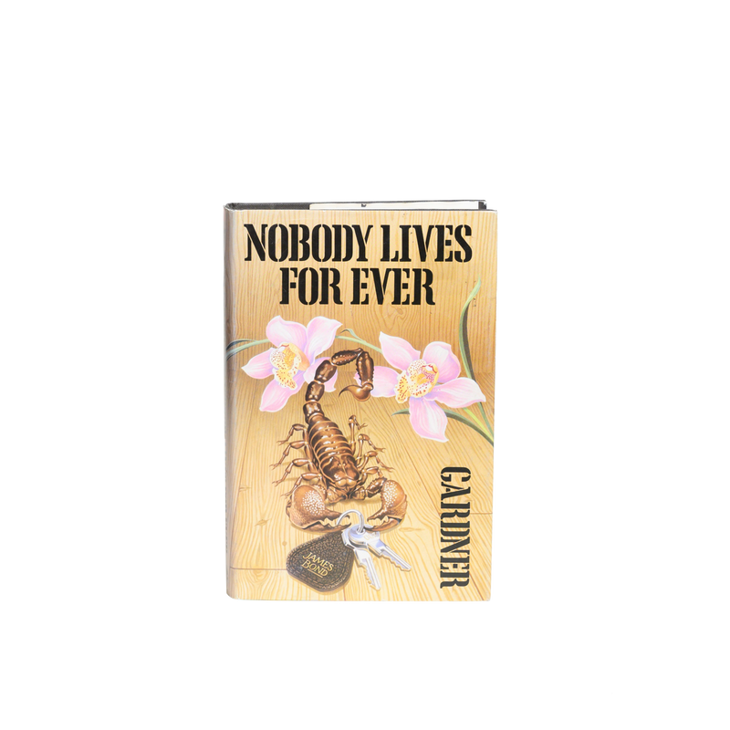 Nobody Lives For Ever -