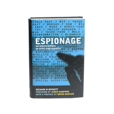 Espionage: an Encyclopedia of Spies