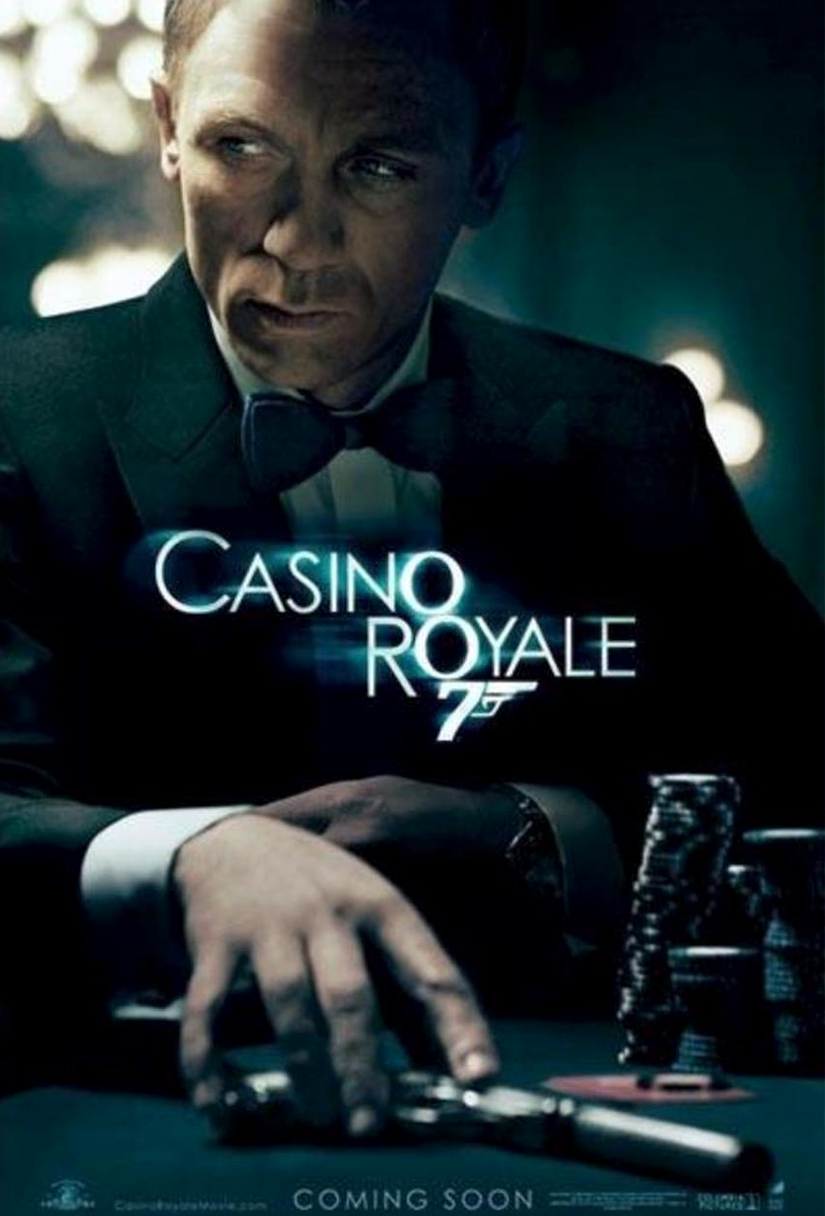Casino Royale Poster -
