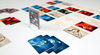 CodeNames - Close up view of playing cards