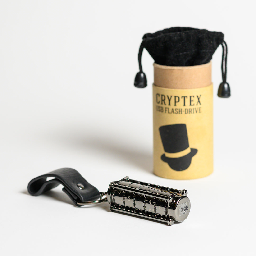 Cryptex USB Keyring 32gb -