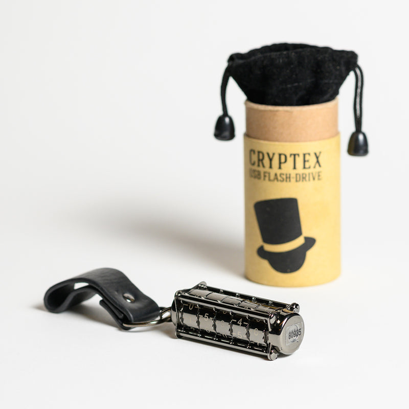 Cryptex USB Keyring 32gb