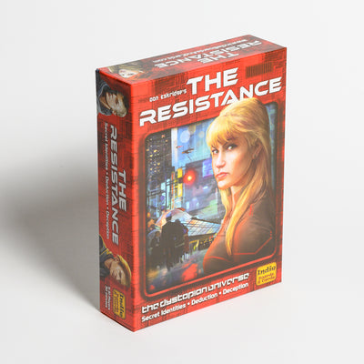 The Resistance: 3rd Edition -