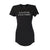 SPYSCAPE Question Everything Women's Black T-Shirt