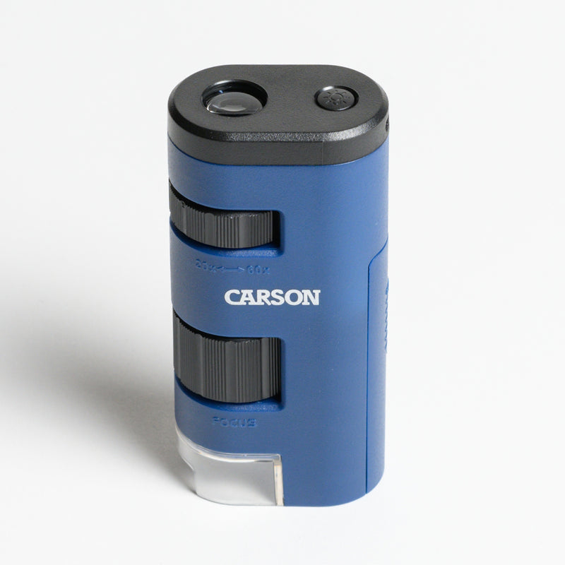 Pocket Field Microscope - Lightweight Carson Pocket Field Microscope