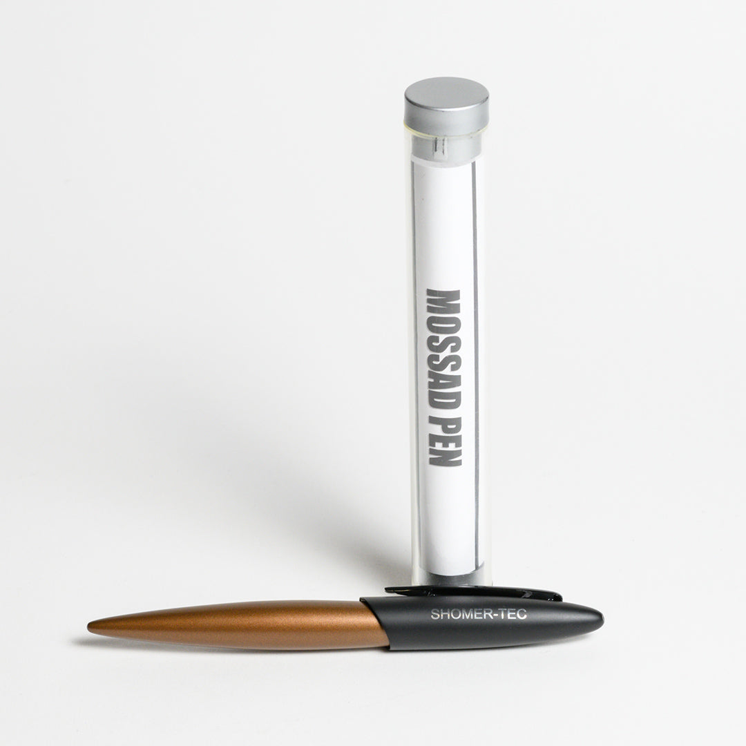 Mossad Invisible Ink Pen -
