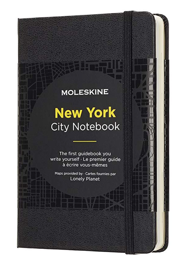 Moleskine City Notebook New York -