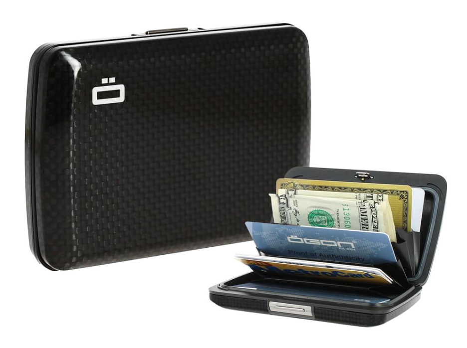Ogon Stockholm Smart Wallet, Black -