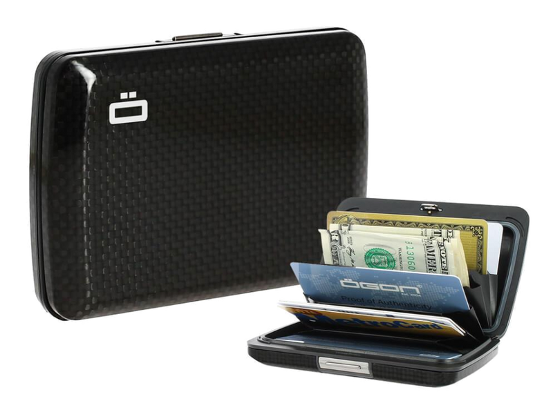 Ogon Stockholm Smart Wallet, Black