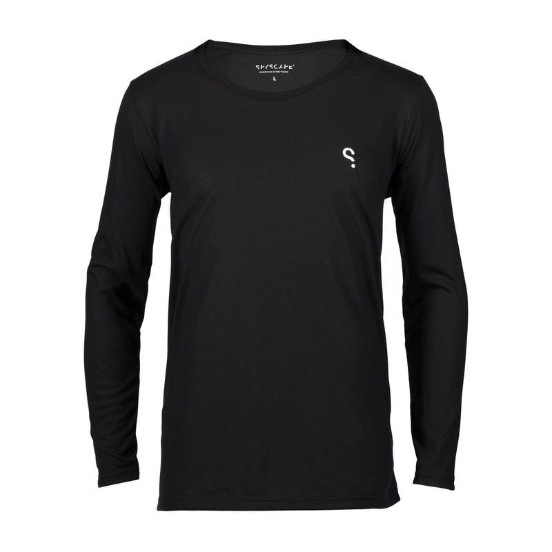 SPYSCAPE Embroidered Logo Long Sleeved Top -