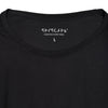 SPYSCAPE Hacker T- Shirt with Hidden Zip Pocket - inner neck print SPYSCAPE Question Everything and size