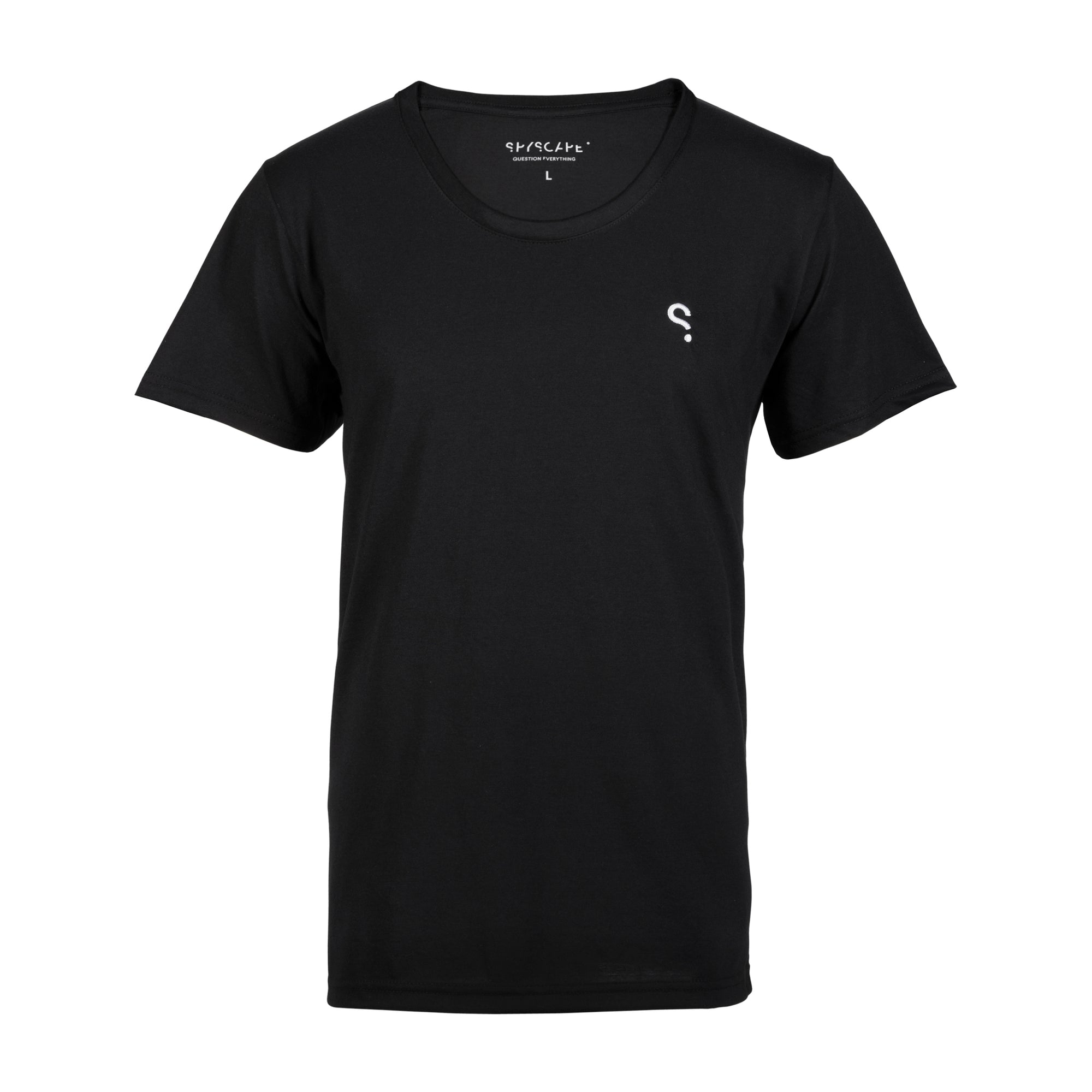 SPYSCAPE Embroidered Logo T-shirt -