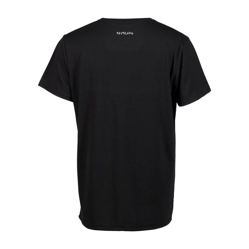 SPYSCAPE Embroidered Logo T-shirt