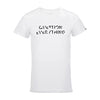 SPYSCAPE Question Everything White T-shirt -
