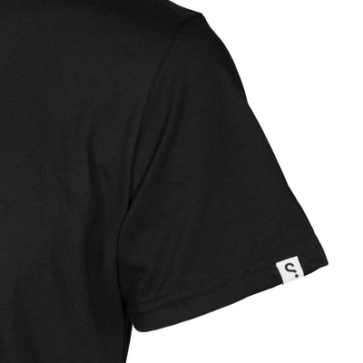 SPYSCAPE Tell the Truth T-Shirt with Hidden Zip Pocket - logo sleeve tag