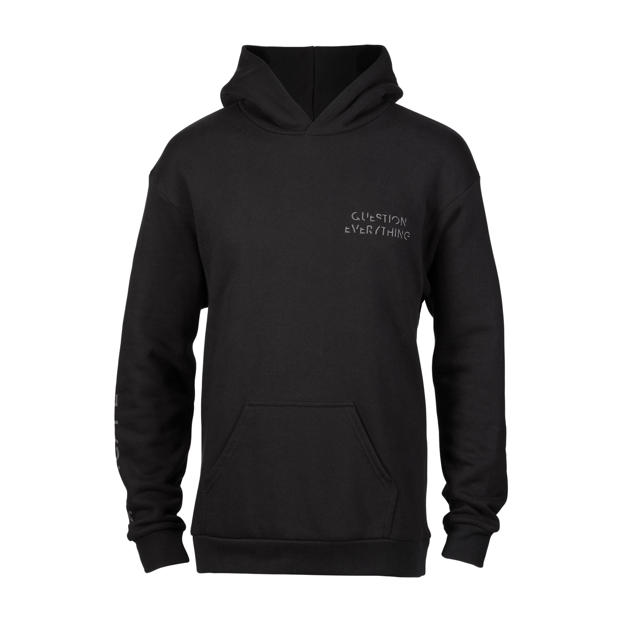 SPYSCAPE Question Everything Hoodie