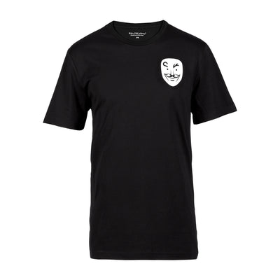 SPYSCAPE Hacker Face with Hidden Zip Pocket - T-shirt