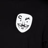 SPYSCAPE Hacker Face T- Shirt with Hidden Zip Pocket