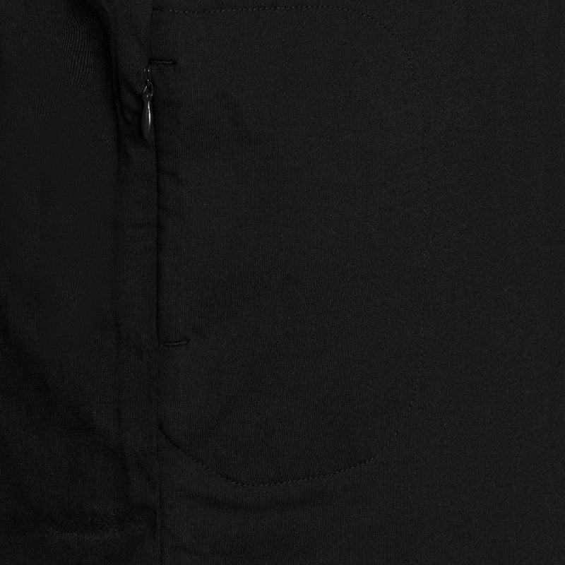 SPYSCAPE Analyst T-Shirt with Hidden Zip Pocket